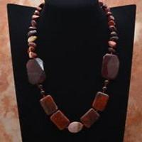 Natural Mookaite Gemctone Necklace