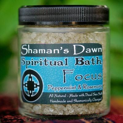 Focus - Spiritual Bath - Dead Sea Salt