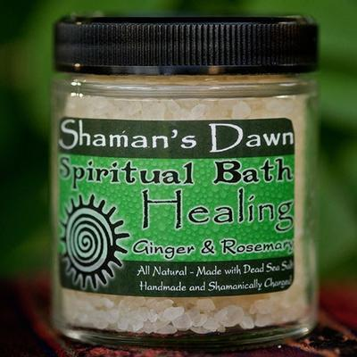 Healing - Spiritual Bath - Dead Sea Salt